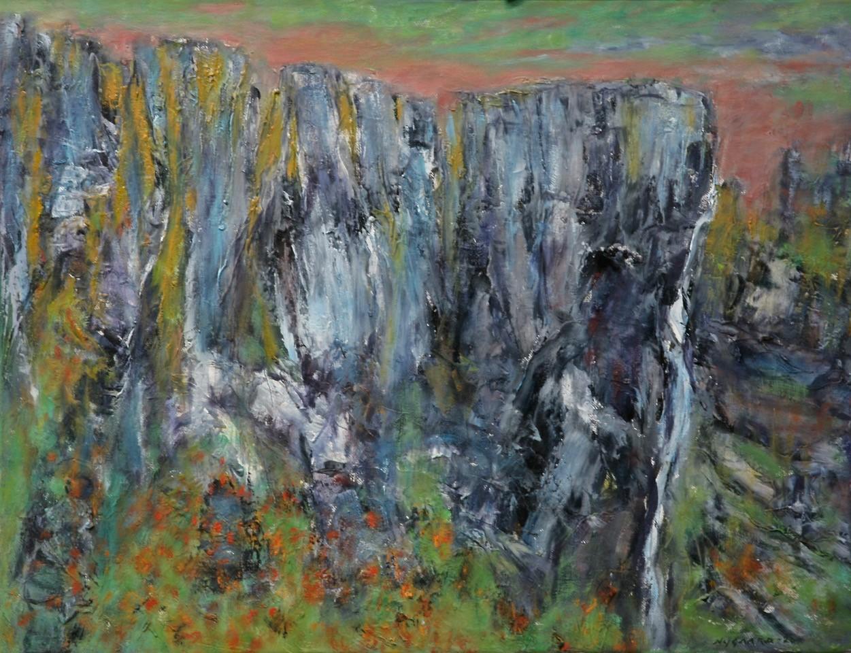 UTSATT! Olav Nygaard – nye malerier